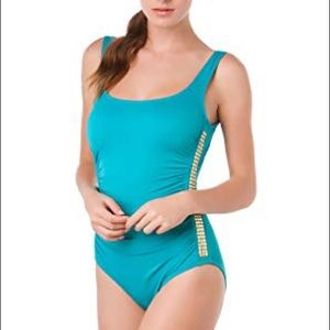 NWOT Michael Kors one piece swimsuit